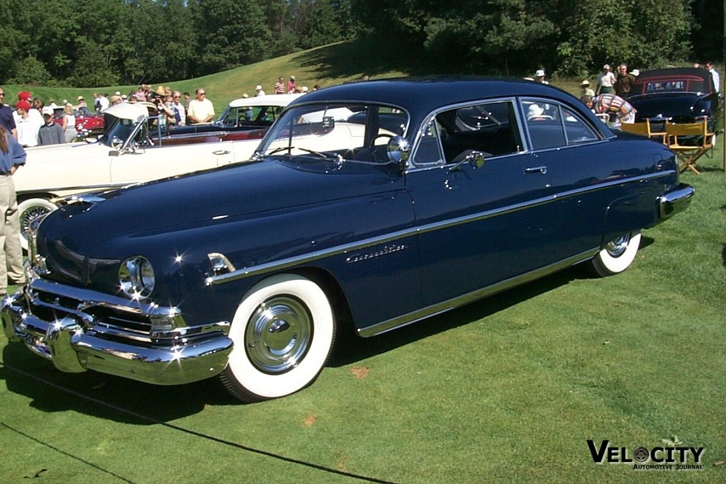 1951 Lincoln Cosmopolitan Coupe