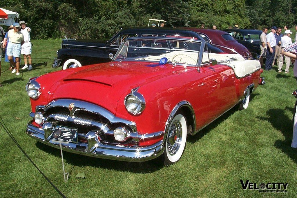 Picture Of 1954 Packard Caribbean