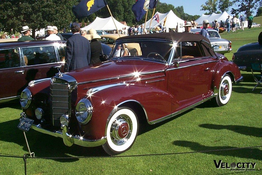 1956 M-B 300SC Cabriolet
