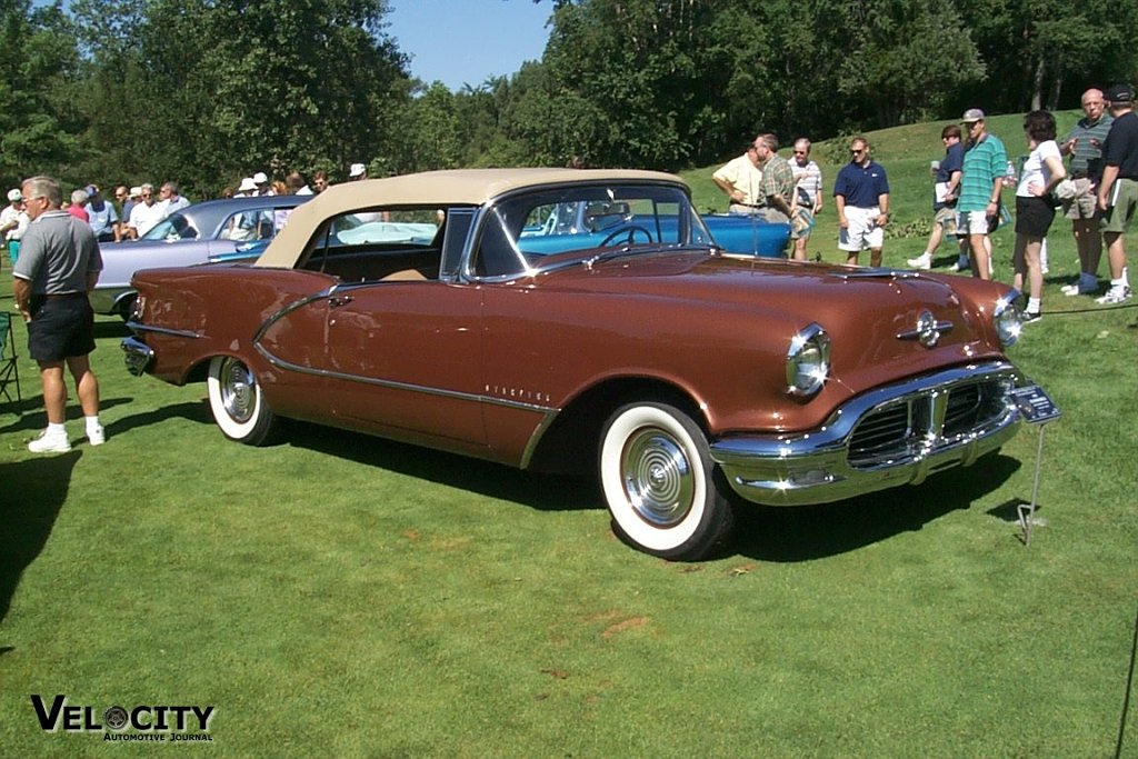 1956 Oldsmobile Starfire Convertible Coupe