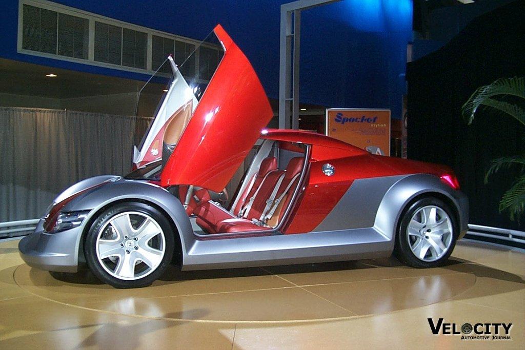Honda Sprocket Concept