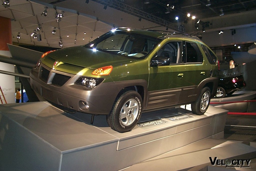2001 Pontiac Aztek