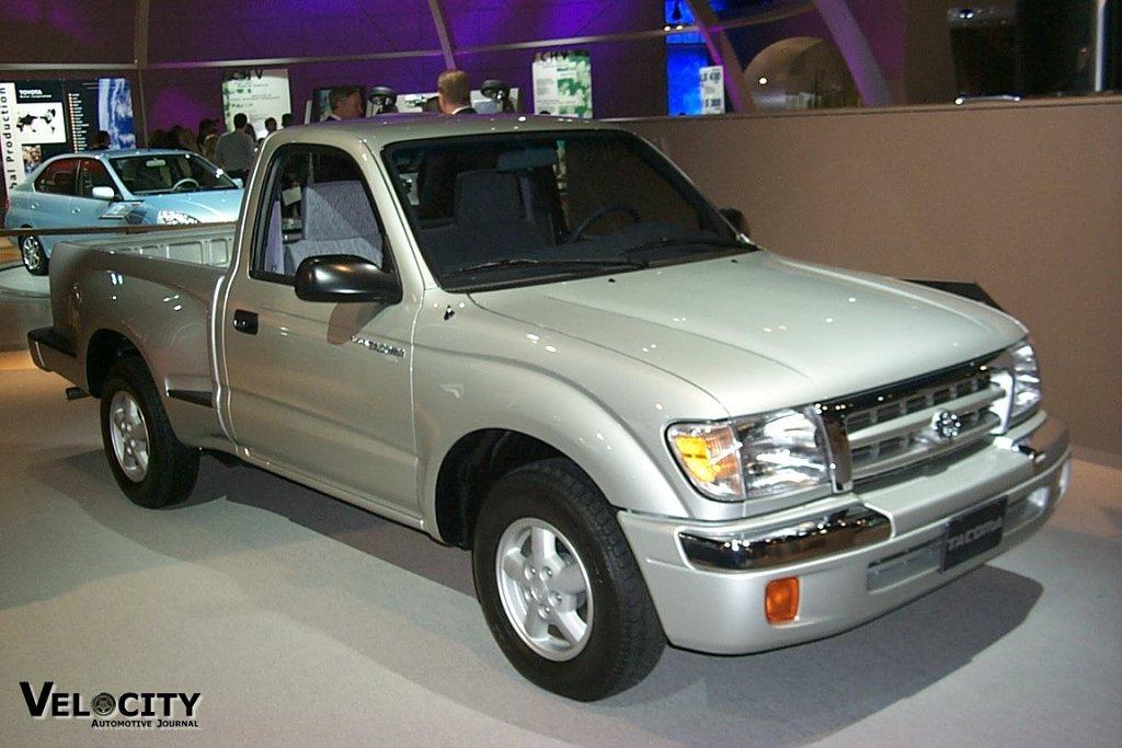 2000 Toyota Tacoma Stepside Images