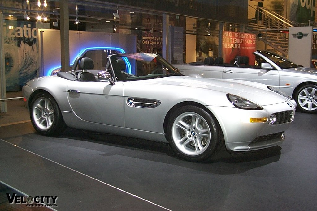 service manual 2001 bmw z8 user manual rm sotheby s. Black Bedroom Furniture Sets. Home Design Ideas