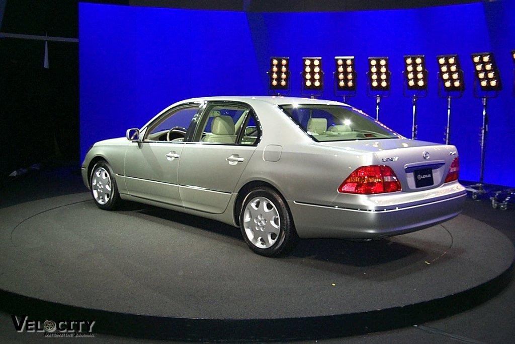 2001 Lexus LS430