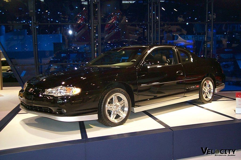 2001 Chevrolet Monte Carlo Pictures