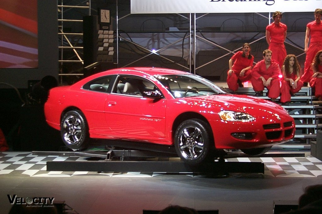 2005 Dodge Stratus Coupe Pictures