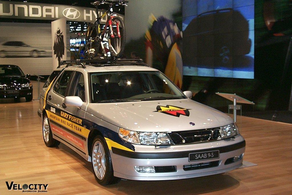 2000 Saab 9-5 Wagon Gary Fisher