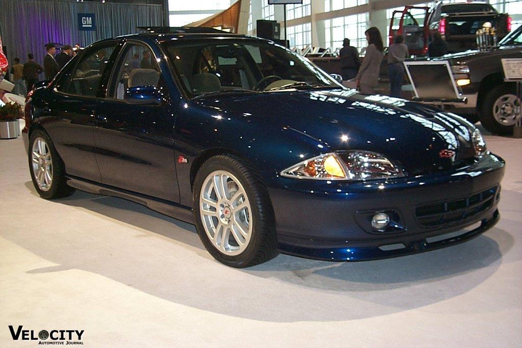 2000 Chevrolet Cavalier Z24 Sedan Concept