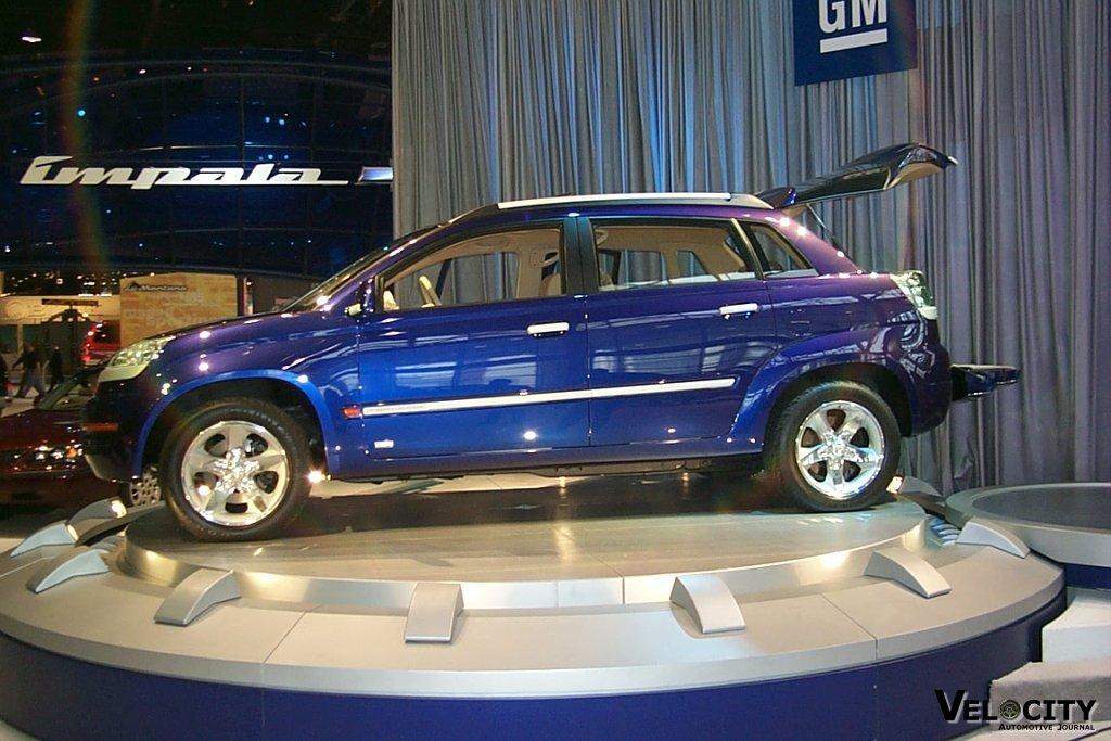 Pictures: 2000 Chicago Auto Show