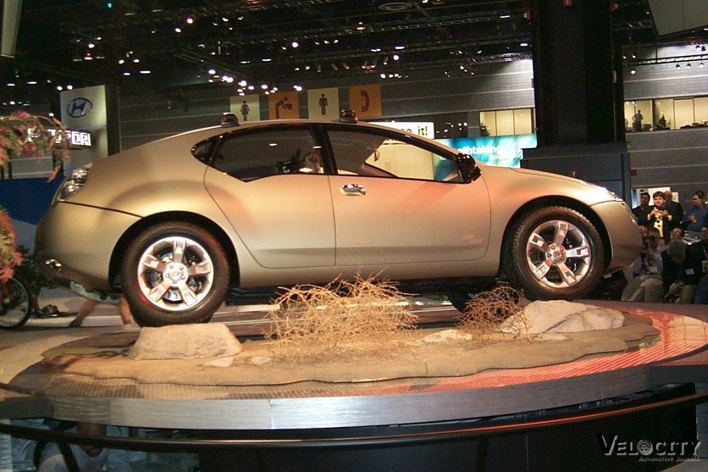 2000 Hyundai HCD 5 Crosstour Concept