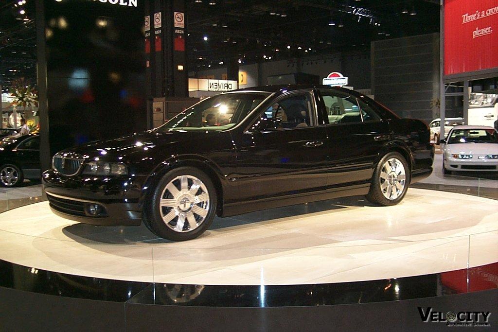2000 Lincoln LS Concept