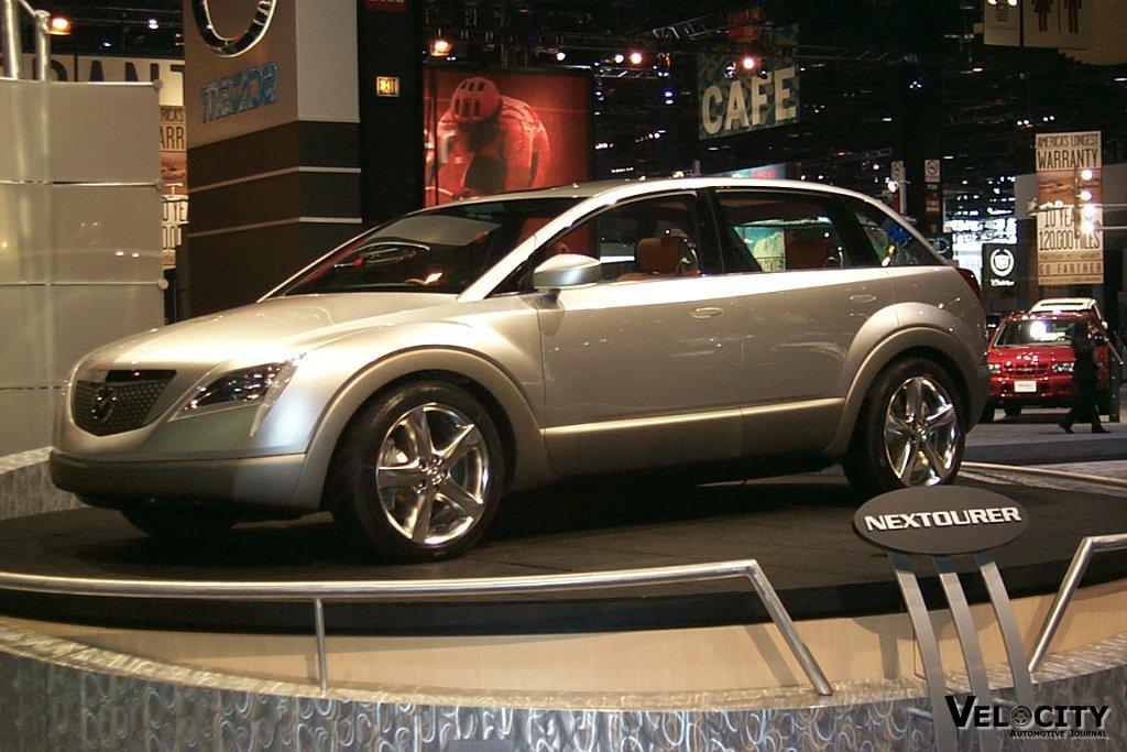 2000 Mazda Nextourer Concept