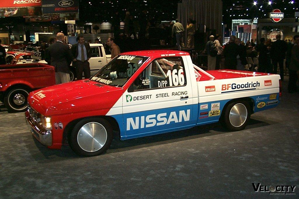 198x Nissan Pickup
