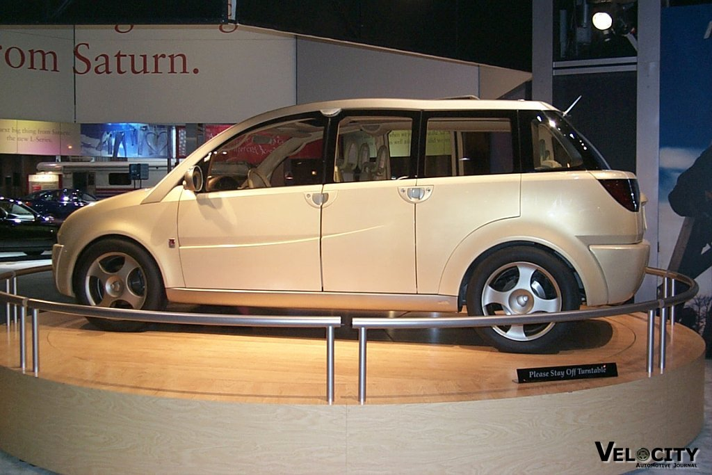 Pictures 2000 Chicago Auto Show