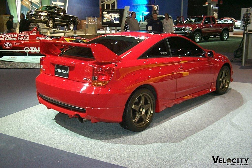 2000 Toyota TRD Celica Concept