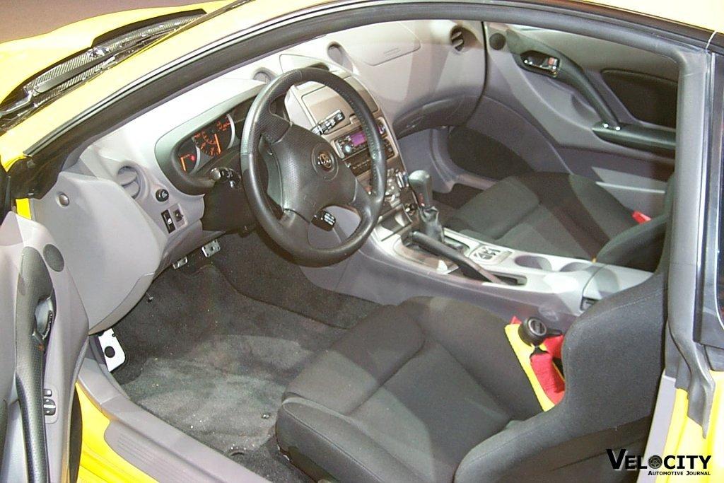 2000 Toyota Ultimate Celica Concept