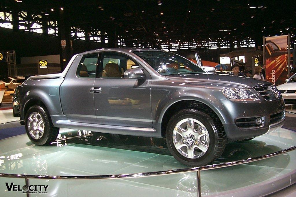 2000 Volkswagen AAC Concept