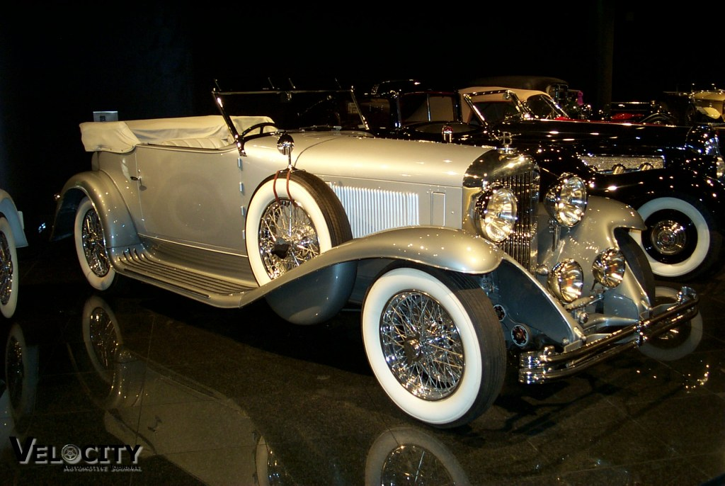 1931 Bentley 8L Murphy Convertible Victoria