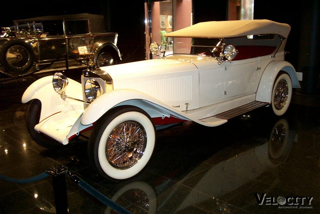 1929 Mercedes-Benz Model S Tourer