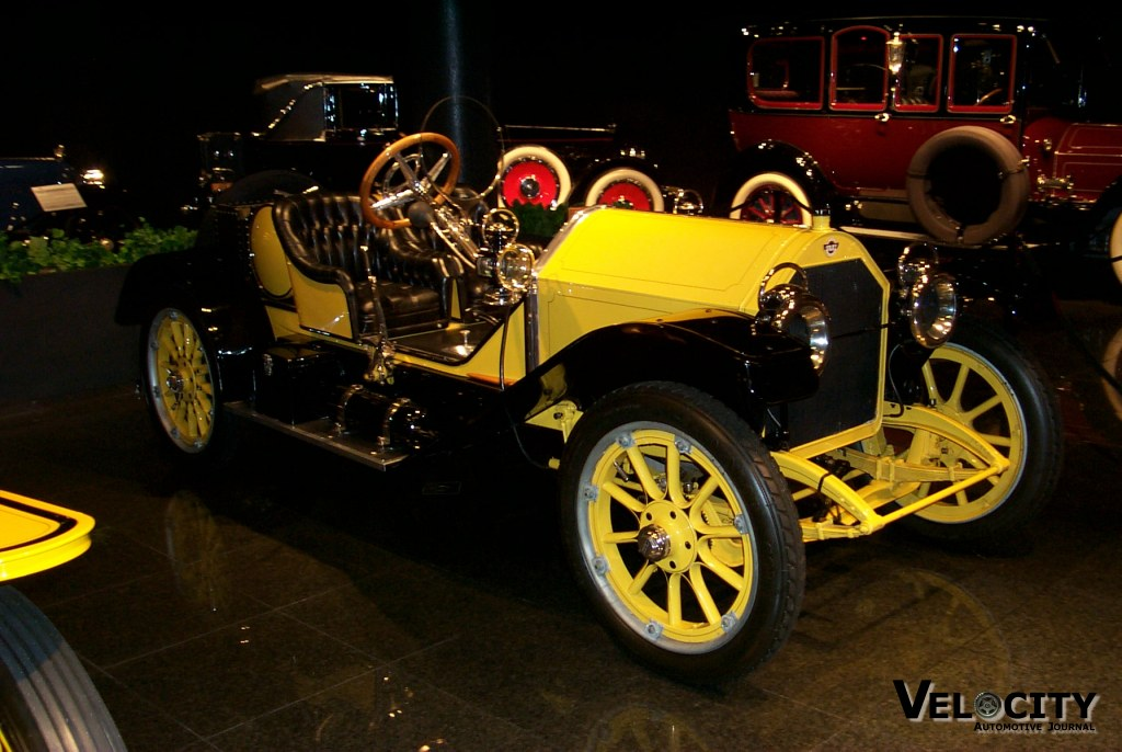 1912 Stutz Series A Bearcat