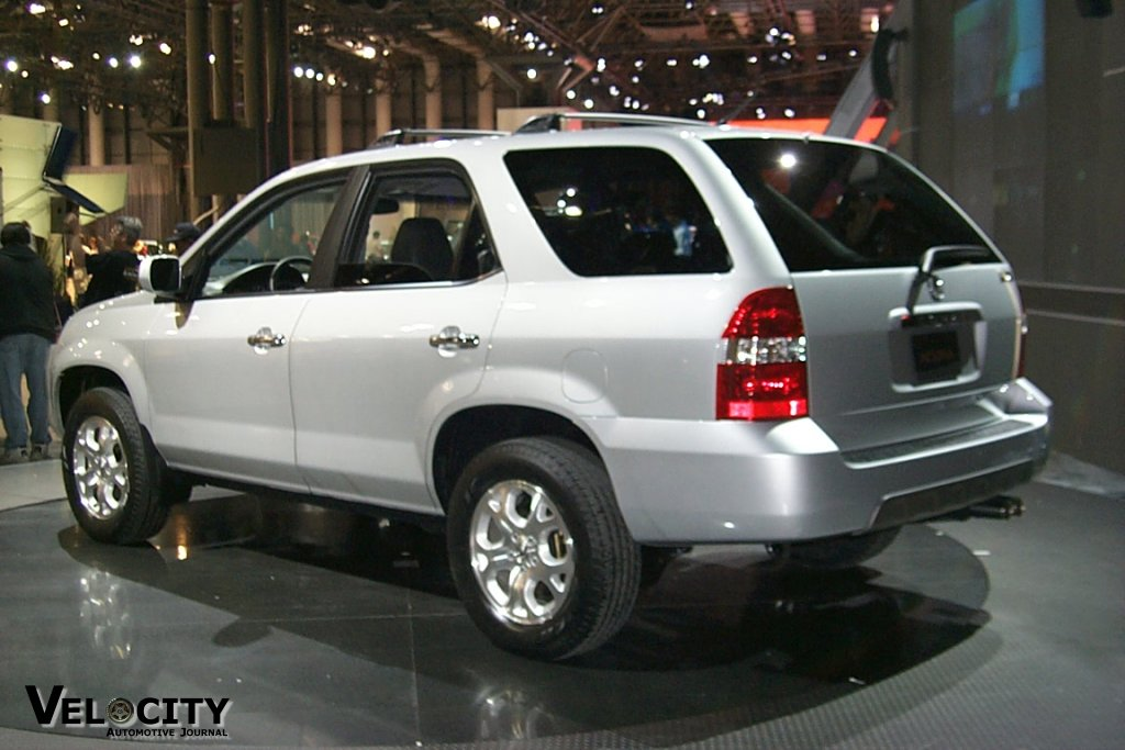 Picture Of 2001 Acura Mdx