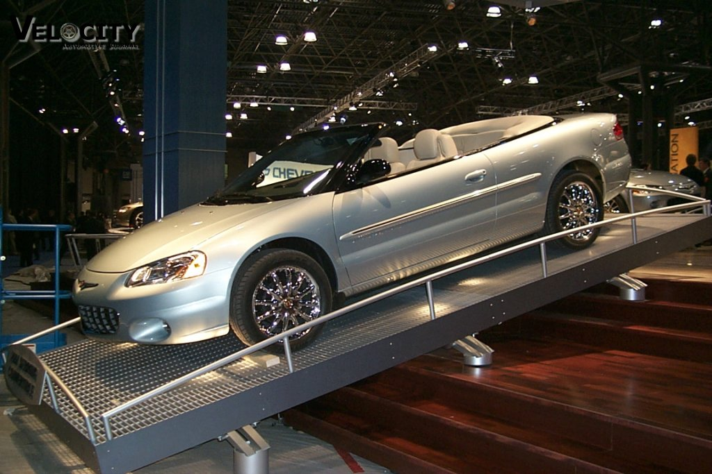 2001 Chrysler Sebring convertible