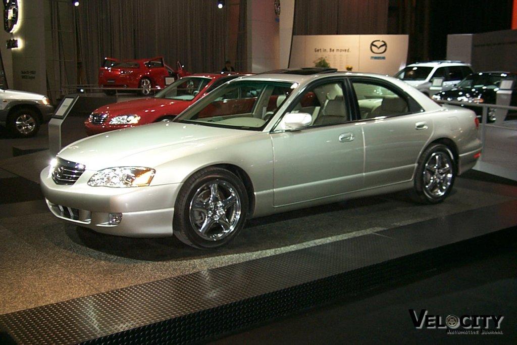 2001 Mazda Millenium