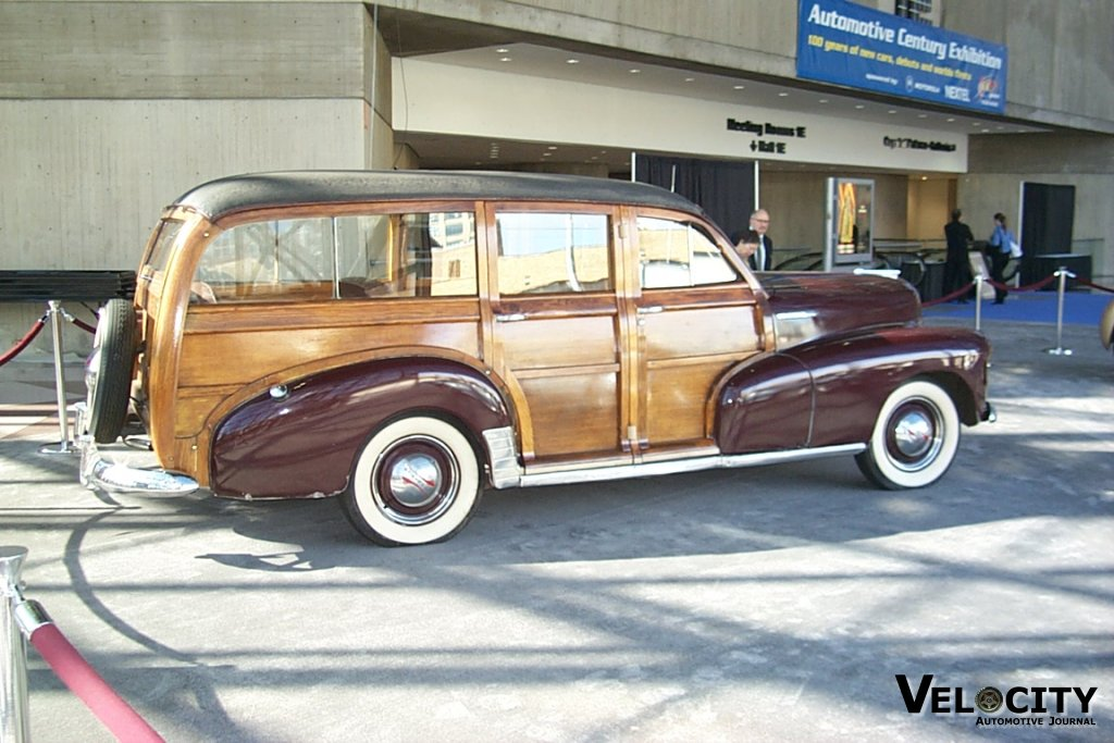 1948 Chevrolet Fleetmaster 'Woody' Station Wagon