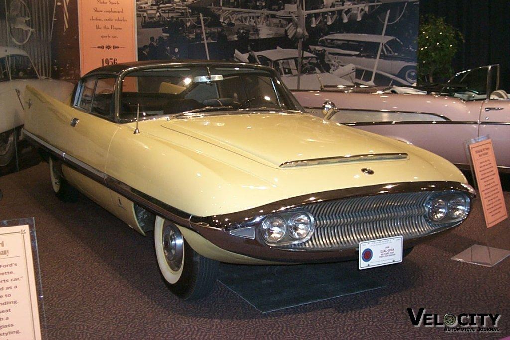 1958 Dual Ghia 400 Prototype