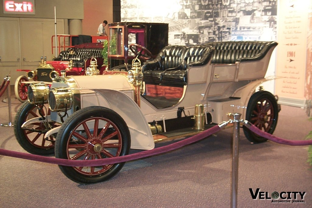 1905 Mercedes-Benz Touring Car