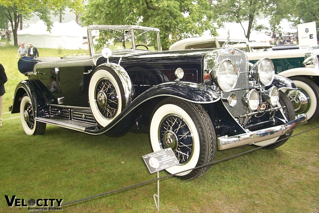 1931 Cadillac All Weather Phaeton