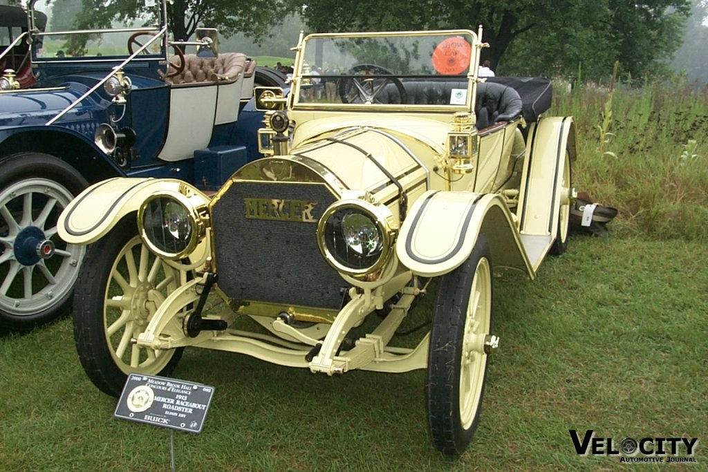 1913 Mercer Raceabout Roadster