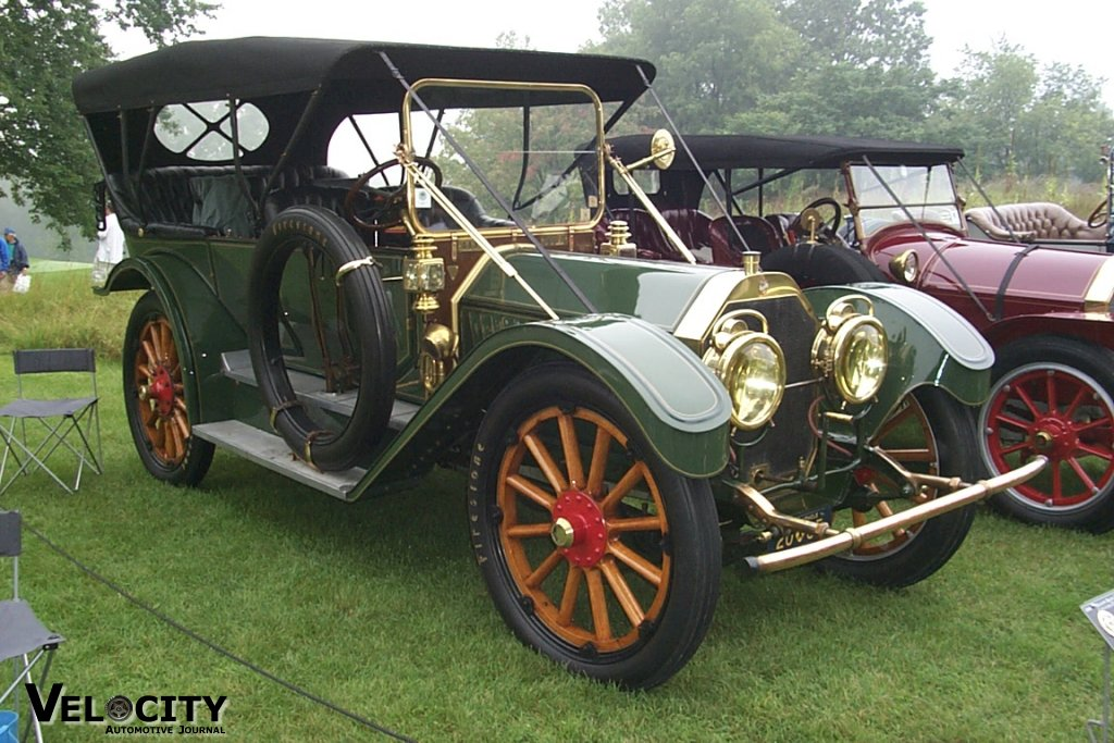 1911 Oldsmobile Limited