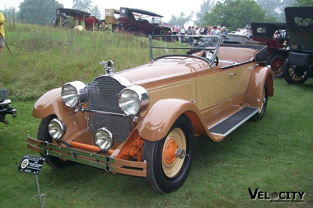 1925 Packard LeBaron Phaeton Speedster