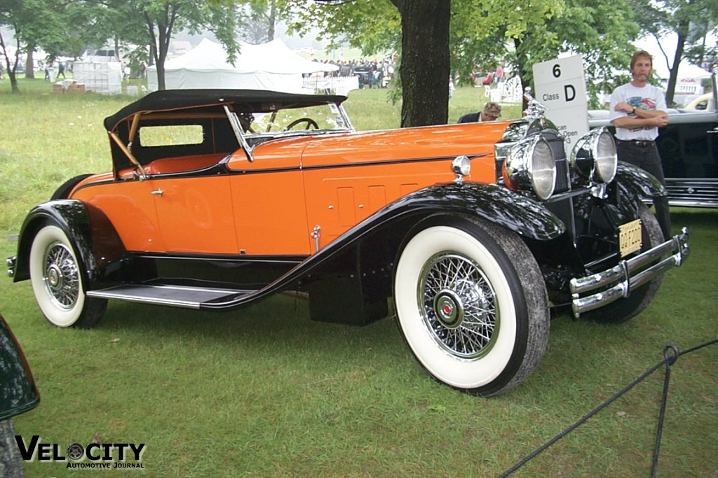 1930 Packard 734 Speedster Roadster