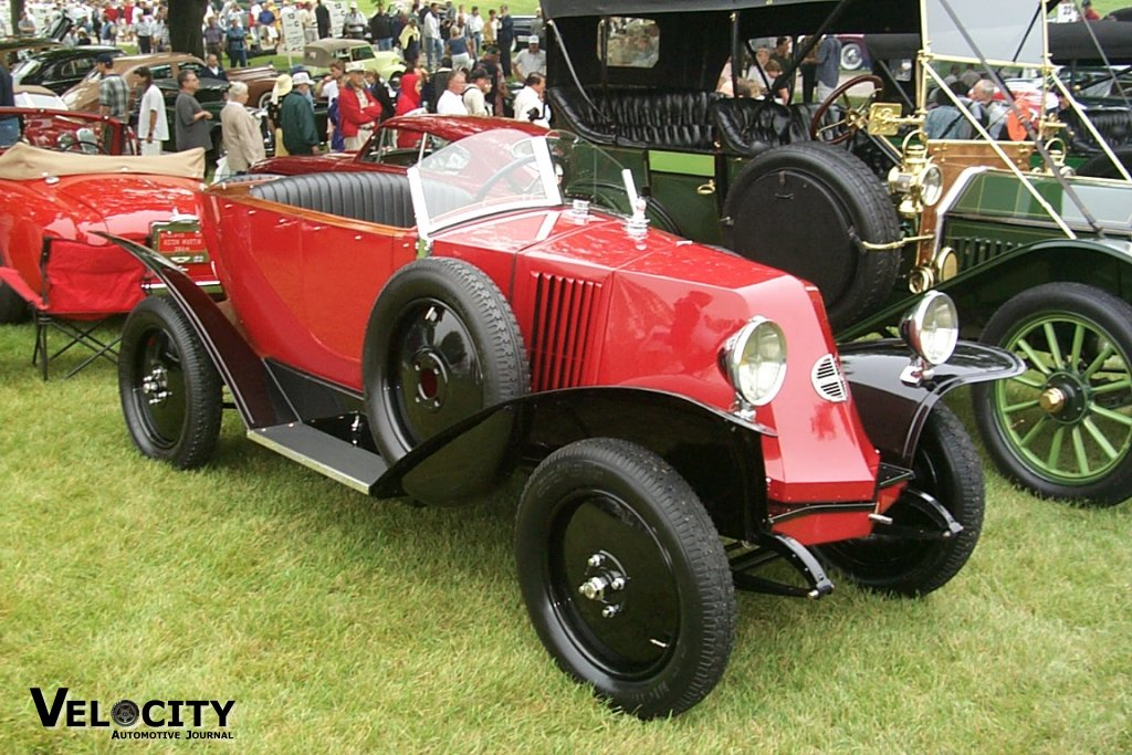 1924 Renault MT Torpedo Skiff Labourdette