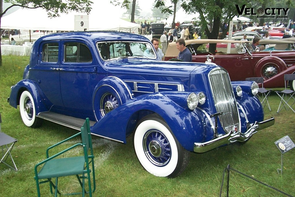 1936 Pierce-Arrow Club Sedan