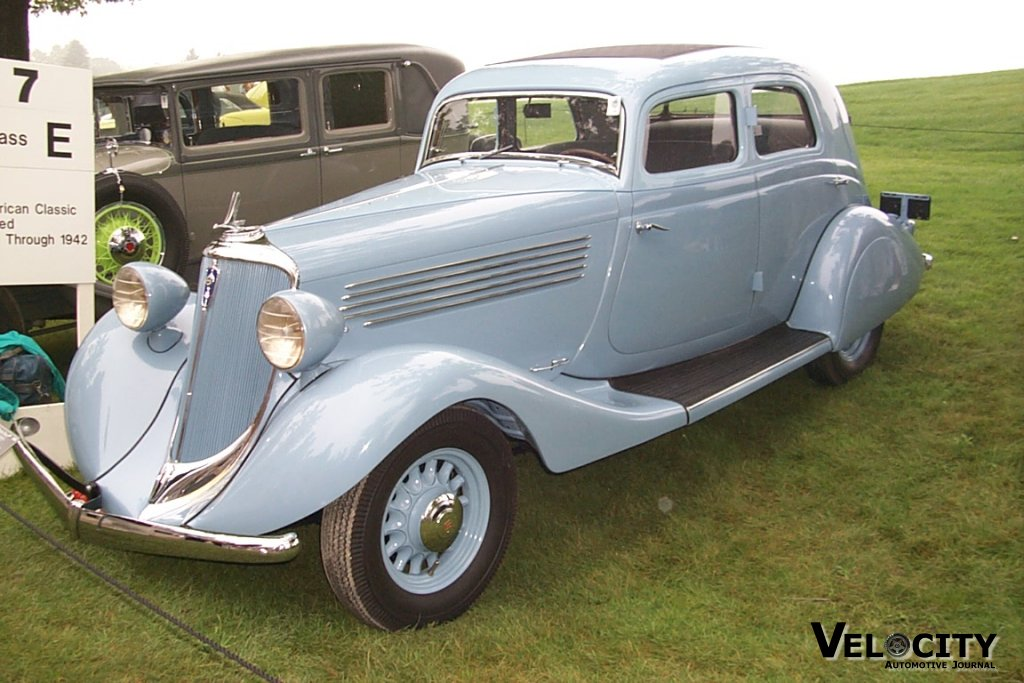 1934 Studebaker Commander 8 Land Cruiser