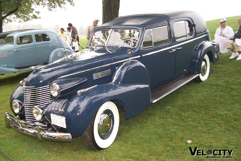 1940 Cadillac Town Car