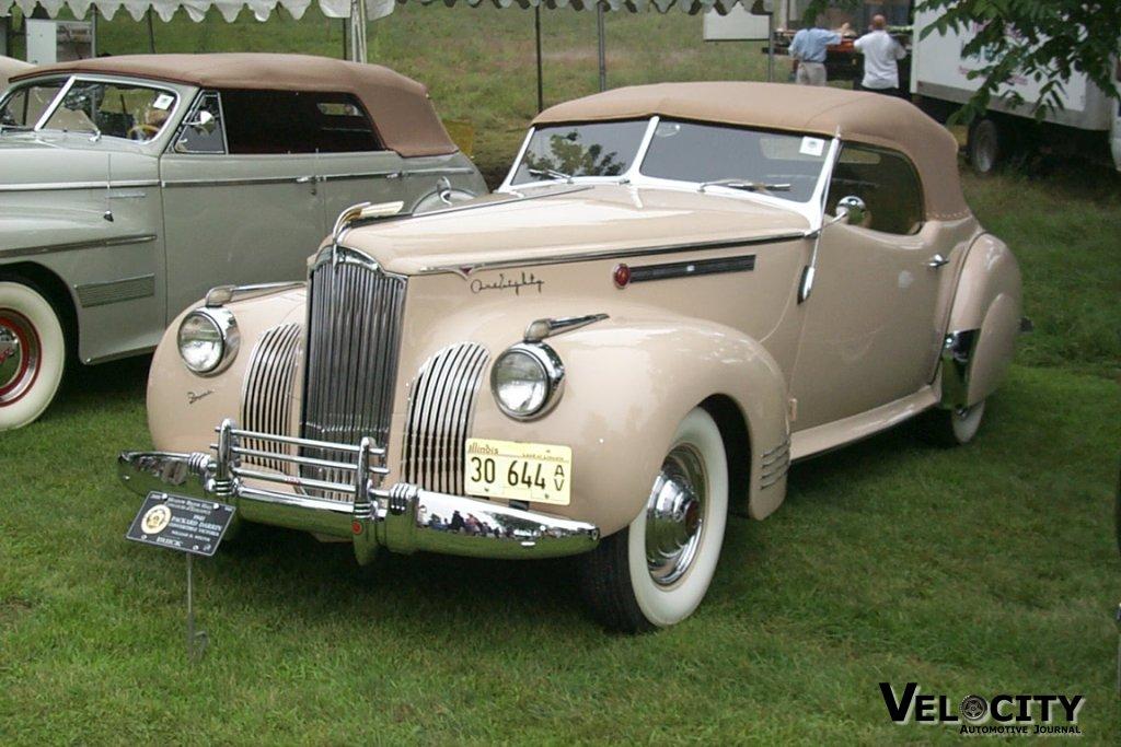 1941 Packard Darrin Convertible