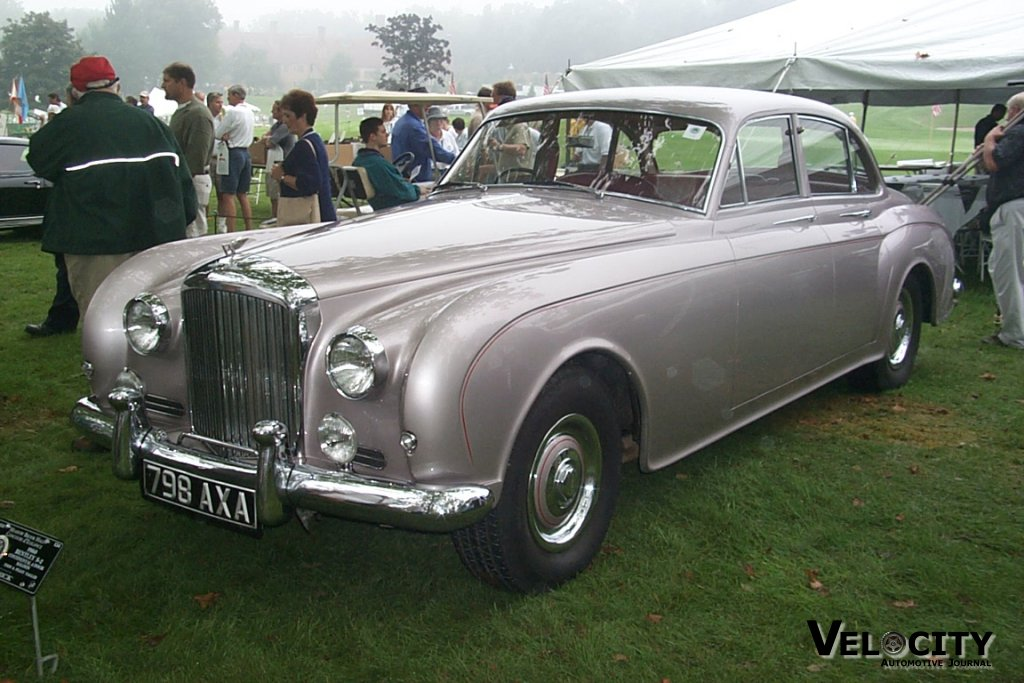 1960 Bentley S2 Continental 4-Door Saloon