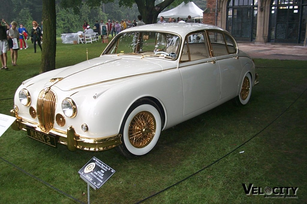 1960 Jaguar Mark II Sedan