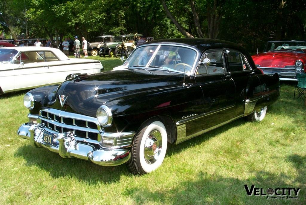 1943 Cadillac 4-door