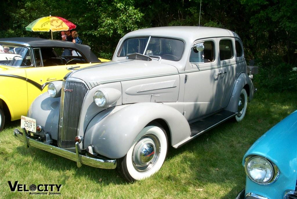 1937 Chevrolet Master 4-door