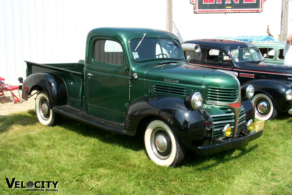 dodge pickup truck 1939 1947 for sale autos post. Black Bedroom Furniture Sets. Home Design Ideas