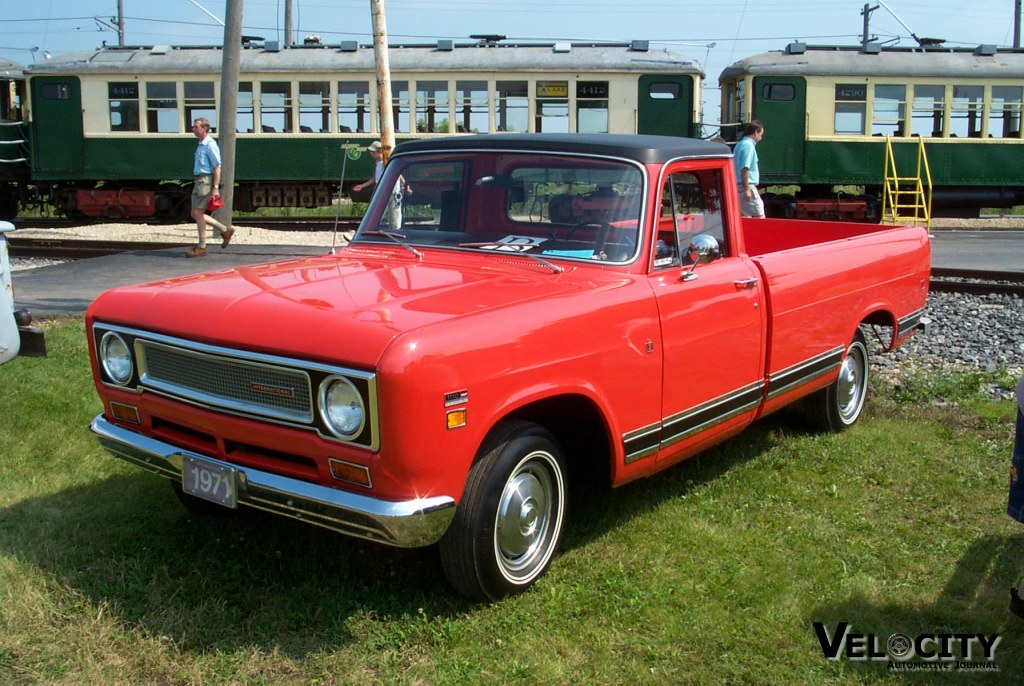 1971 International truck
