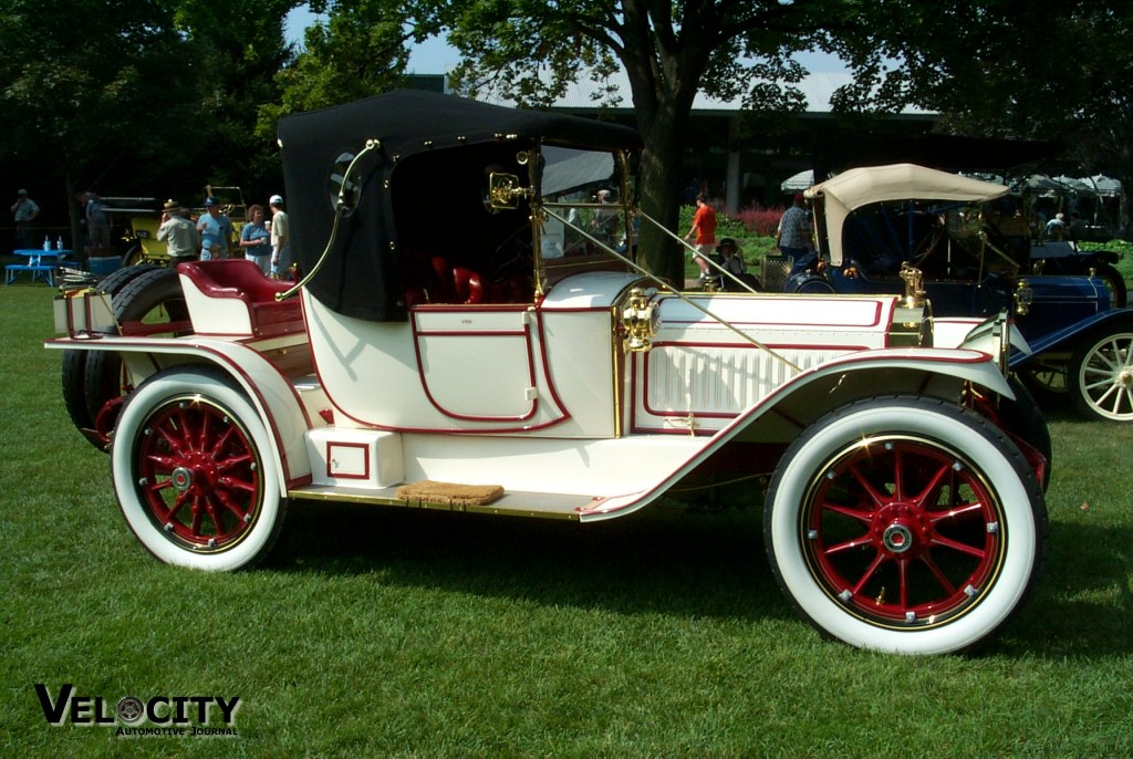 1913 Packard I-38 Runabout