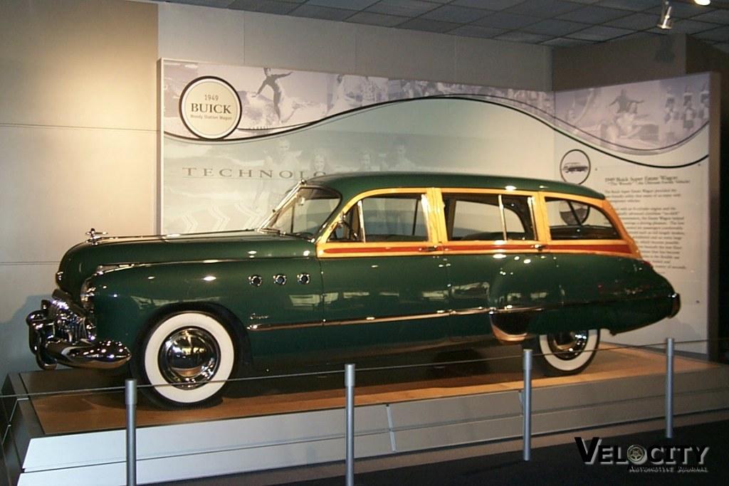 1949 Buick Woody Wagon