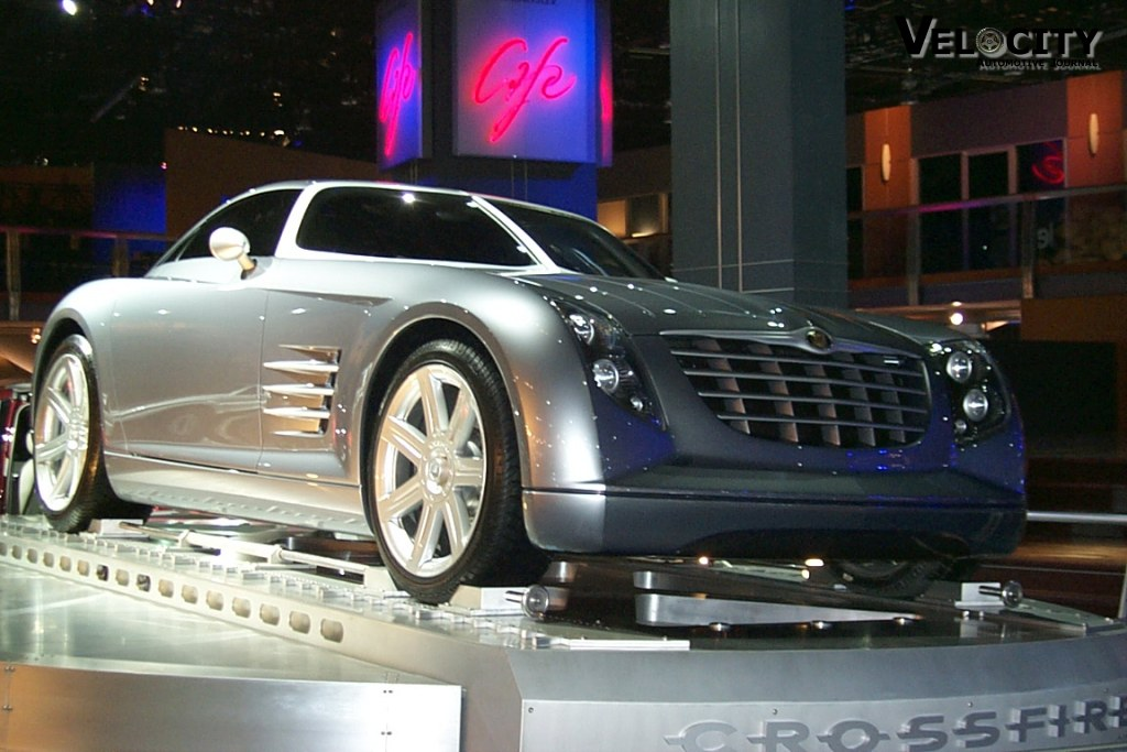 2001 Chrysler Crossfire Pictures